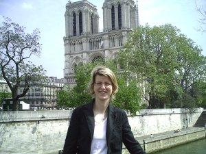 Sylvie à Paris !