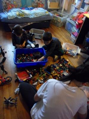 Lego-Mania !