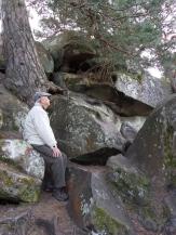Fontainebleau avec Ông Ngoai (6)