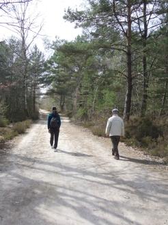 Fontainebleau avec Ông Ngoai (8)