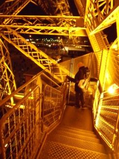 Sur la Tour Eiffel ! (152)
