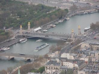 Sur la Tour Eiffel ! (60)
