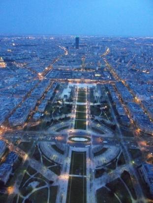 Sur la Tour Eiffel ! (85)