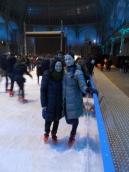 Immense bonheur pour 2015 dans la plus grande patinoire au monde ! (31)