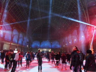 Immense bonheur pour 2015 dans la plus grande patinoire au monde ! (34)