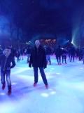 Immense bonheur pour 2015 dans la plus grande patinoire au monde ! (55)