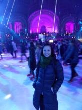 Immense bonheur pour 2015 dans la plus grande patinoire au monde ! (59)