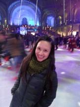 Immense bonheur pour 2015 dans la plus grande patinoire au monde ! (61)
