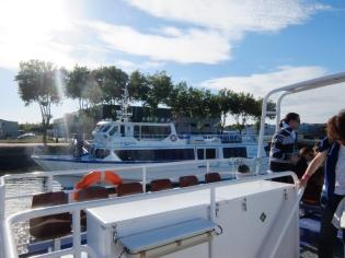 De Belle Île à Vannes en bateau ! (56)