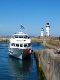 De Belle Île à Vannes en bateau ! (8)