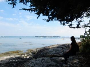 2. vers l'île d'Arz et retour (140)