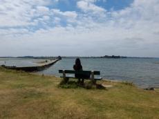 2. vers l'île d'Arz et retour (77)