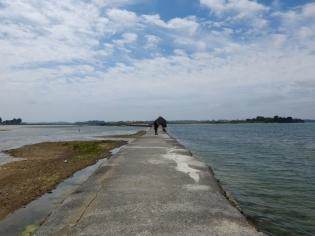2. vers l'île d'Arz et retour (86)