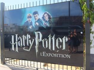 L'exposition Harry Potter (158)