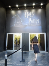 L'exposition Harry Potter (5)