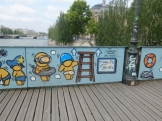 Love-locks bridge (8)
