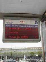 Dernière impression de Cordoue et voyage en train (62)
