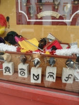 Torero, souvenirs y Tapas (5)