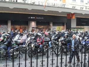 Colère des motards (1)