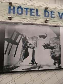 Hôtel de Ville - Philippe Halsman (12)