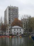 Holiday Inn Canal de La Villette (1)