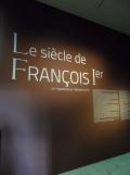 Le siècle de François 1er (3)