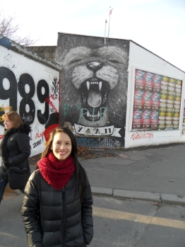 Berliner Mauer - East Side Gallery (118)