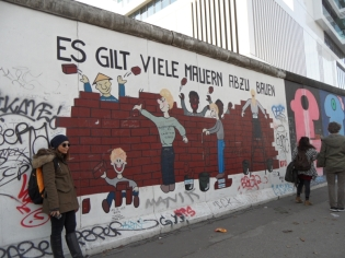 Berliner Mauer - East Side Gallery (74)