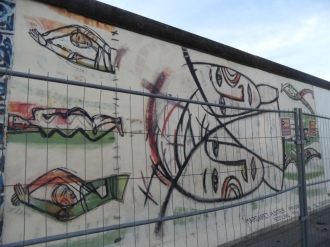 Berliner Mauer - East Side Gallery (85)
