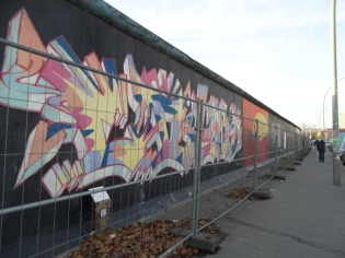 Berliner Mauer - East Side Gallery (98)