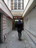 Flânerie dans le quartier des Halles (86)