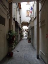 Flânerie dans le quartier des Halles (93)