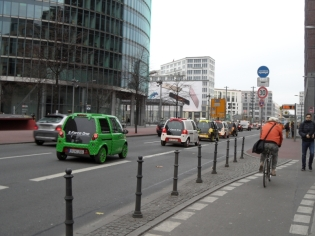 Sony Center and Mall of Berlin (5)