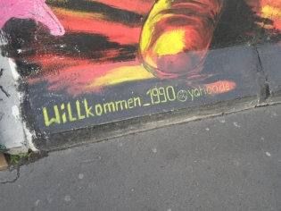 Berliner Mauer - East Side Gallery (14)
