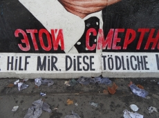 Berliner Mauer - East Side Gallery (23)