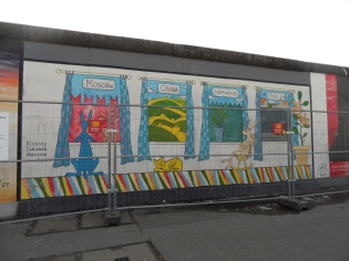 Berliner Mauer - East Side Gallery (29)