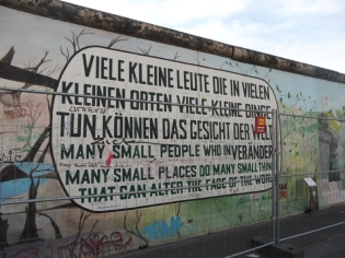 Berliner Mauer - East Side Gallery (5)