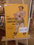 DE LA CARICATURE A L'AFFICHE (1)