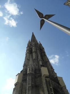 Flèche Saint-Michel (75)