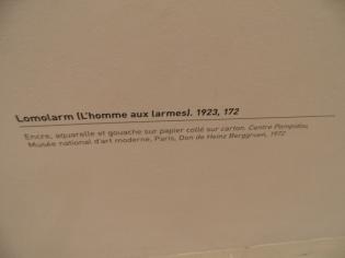3. Paul Klee (128)