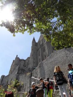 Au Mont Saint Michel (110)