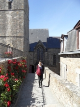 Au Mont Saint Michel (463)