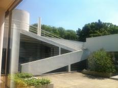 La Villa Savoye - Le Corbusier (107)
