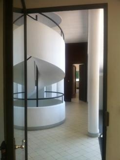 La Villa Savoye - Le Corbusier (113)