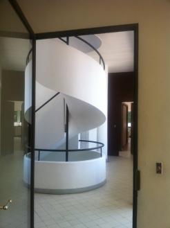 La Villa Savoye - Le Corbusier (114)