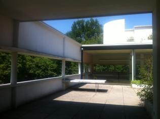 La Villa Savoye - Le Corbusier (152)