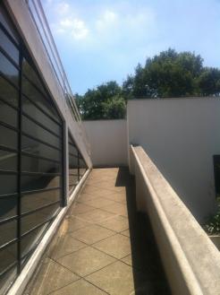 La Villa Savoye - Le Corbusier (158)