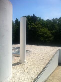 La Villa Savoye - Le Corbusier (169)