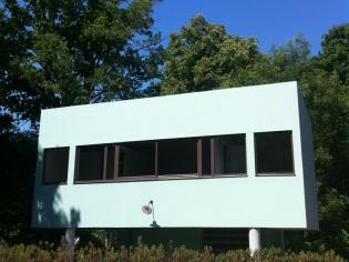 La Villa Savoye - Le Corbusier (191)
