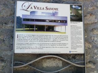 La Villa Savoye - Le Corbusier (197)